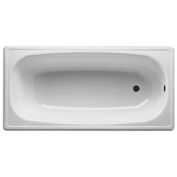 Стальная ванна BLB Europa 120x70 (сифон)