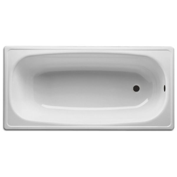Стальная ванна BLB Europa 160x70 (сифон)
