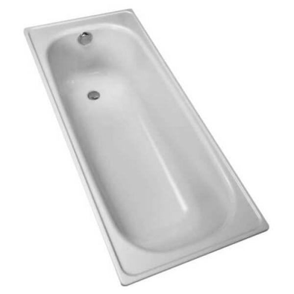 Стальная ванна BLB Europa 140x70 (сифон)