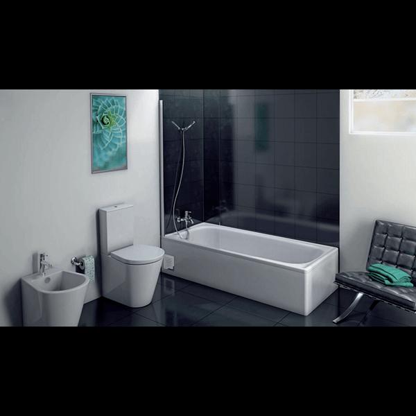 Стальная ванна BLB Europa 170x70 (сифон)