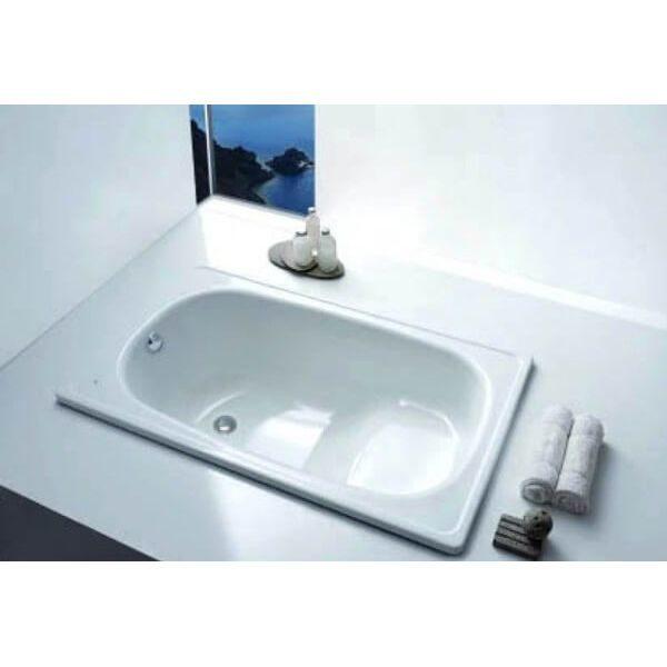 Стальная ванна BLB Europa Mini 105x70 (сифон)