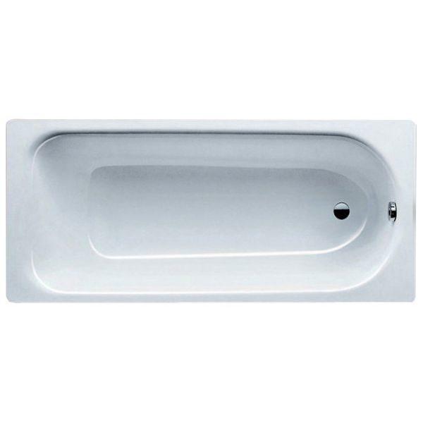 Стальная ванна Kaldewei Eurowa 150x70 (сифон)