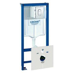 Комплект для инсталляции 4 в 1 в сборе Grohe Rapid SL 38929000