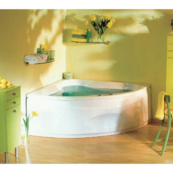 Акриловая ванна Poolspa Francja 150х150 (сифон автомат)