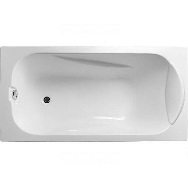 Акриловая ванна Relisan Elvira 160x75 (сифон автомат)
