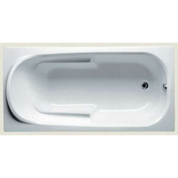 Акриловая ванна Riho Columbia 160x75 (сифон автомат)