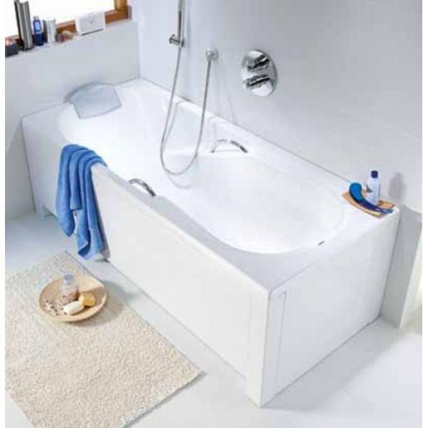 Акриловая ванна Kolo Comfort 160x75 (сифон)