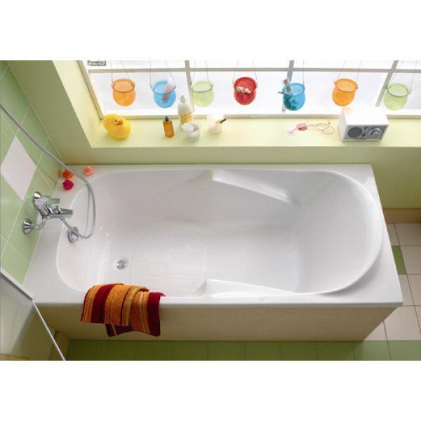 Акриловая ванна Kolo DIUNA 120x70 (сифон)