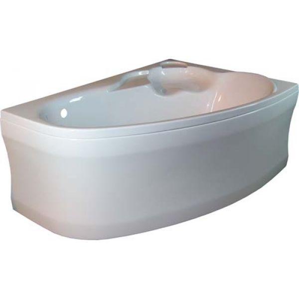 Акриловая ванна Banoperito Laura 170х100 (сифон автомат)
