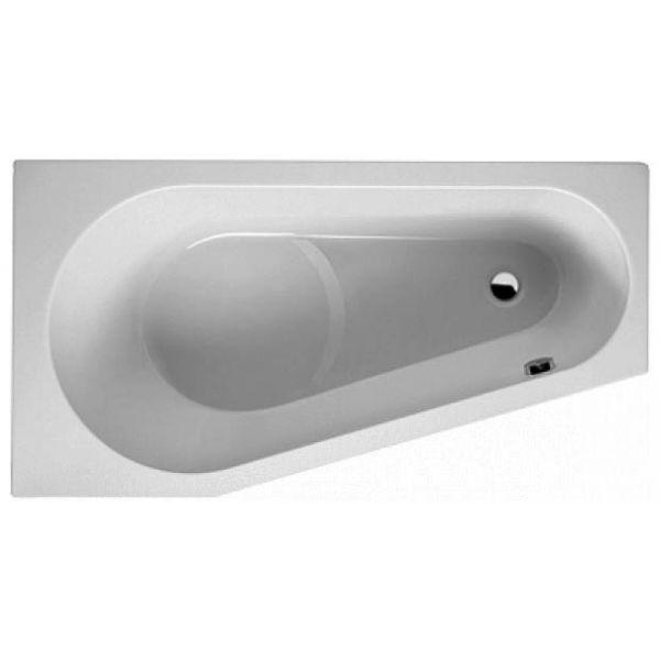 Акриловая ванна Riho Delta 160x80 (сифон автомат)