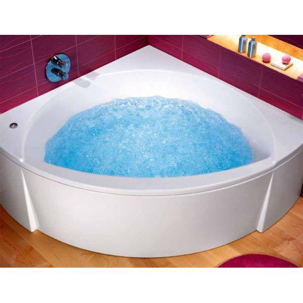 Акриловая ванна Kolo MAGNUM 155x155 (сифон автомат)