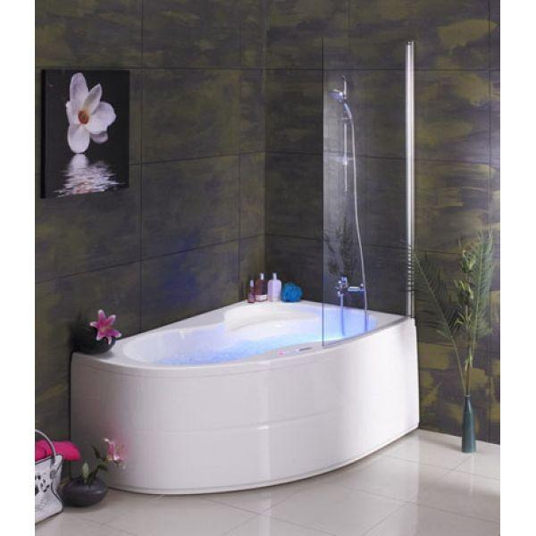 Акриловая ванна Poolspa Mistral 150x105 (сифон автомат)