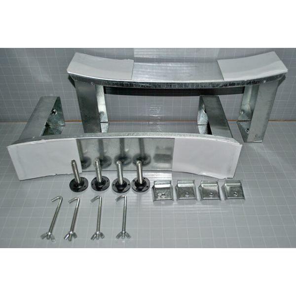 Стальная ванна BLB Universal 150х75 (сифон автомат)