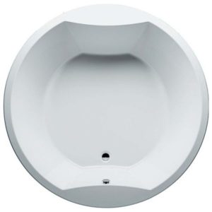 Акриловая ванна Riho Colorado 180x180 (сифон автомат)