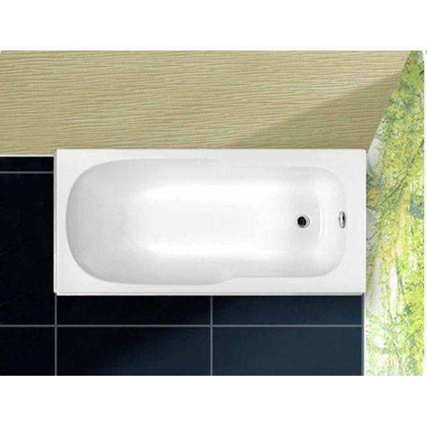 Акриловая ванна ARTEL PLAST Роксана 150x70 (сифон)