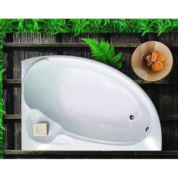 Акриловая ванна ARTEL PLAST Стелла 170x110 (сифон автомат)