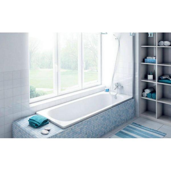 Стальная ванна BLB Universal 150х70 (сифон автомат)