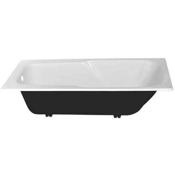 Чугунная ванна Универсал Эврика 170x75 1 сорт (сифон)