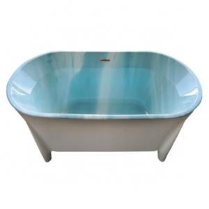 Отдельностоящая ванна BelBagno BB40-1700 MARINE (сифон автомат)
